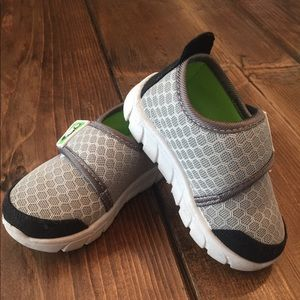 Other - Grey toddler shoe